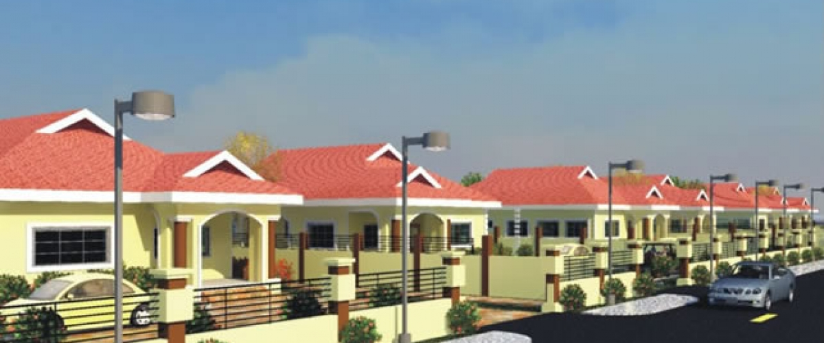 Detached 3 Bedroom Bungalows